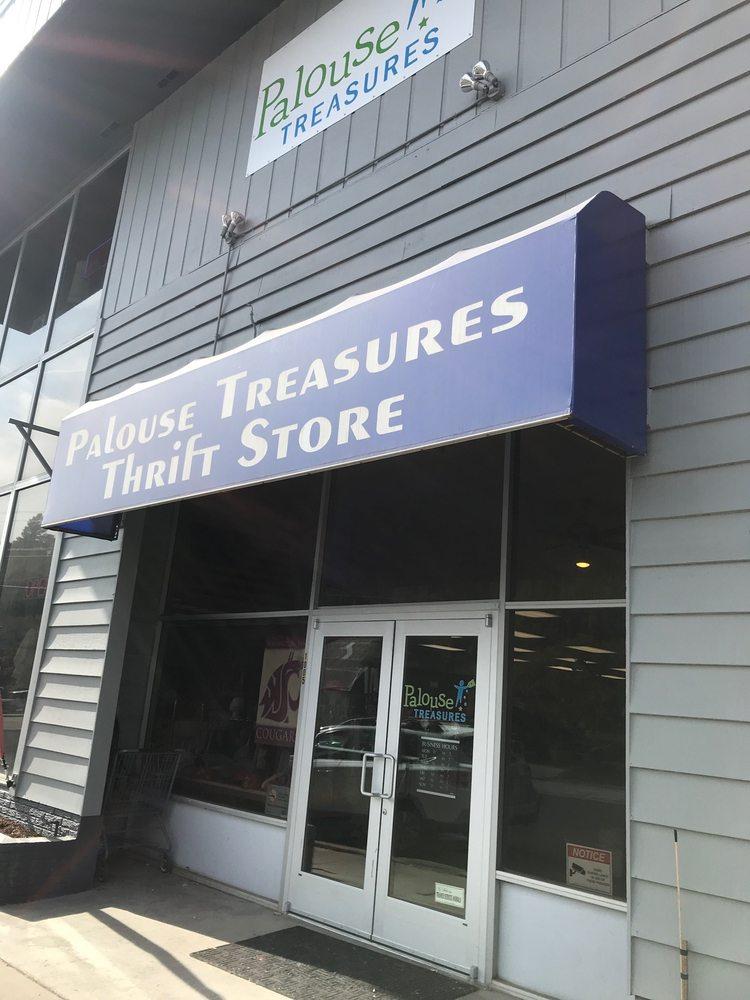 Palouse Treasures: 1005 NW Nye St, Pullman, WA