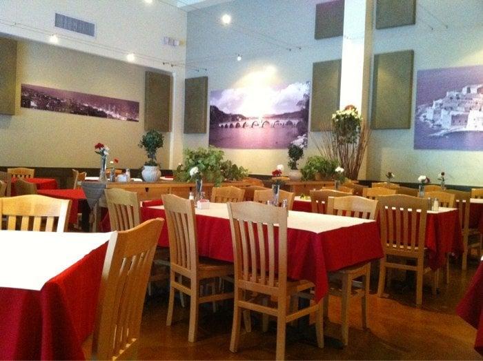 Tony And Luigi S Restaurant Georgetown Tx