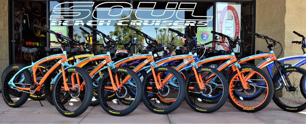 A1A Outdoors Bike Shop: 6811 N Atlantic Ave, Cape Canaveral, FL