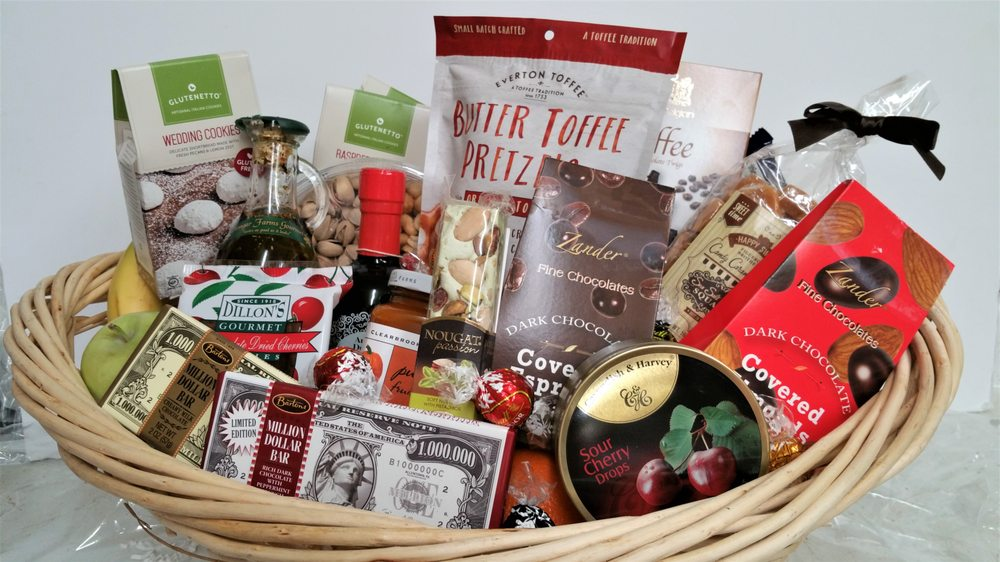 Gourmet Gift Basket! Perfect For A Thank You Or New Office ...