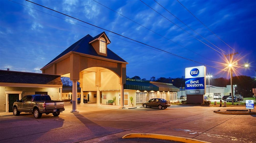 Best Western Forest Inn: 1909 Main St, Franklin, LA