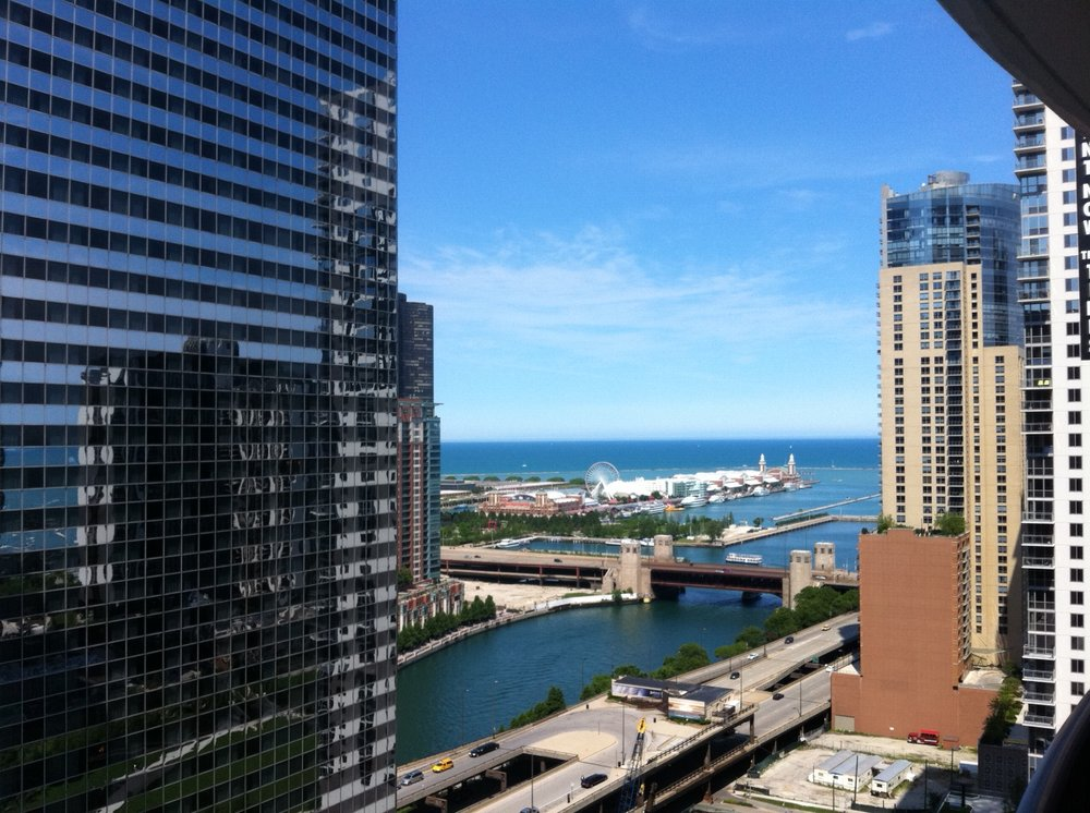 Photo Of Aqua At Lakes East Apartments Chicago Il United States Looking