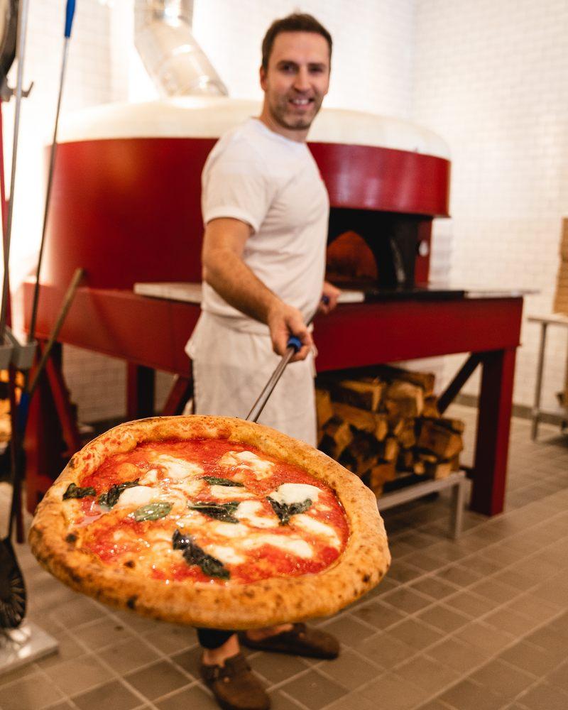 Positano Pizza Napoletana - Peachtree City: 300 City Cir, Peachtree City, GA