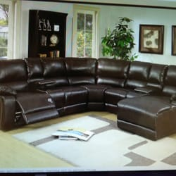 photo of ru0026c furniture tampa fl united states 3pc reclining sectional theater