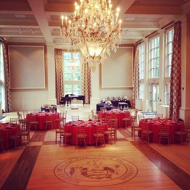 Arkansas Governor's Mansion: 1800 Center St, Little Rock, AR