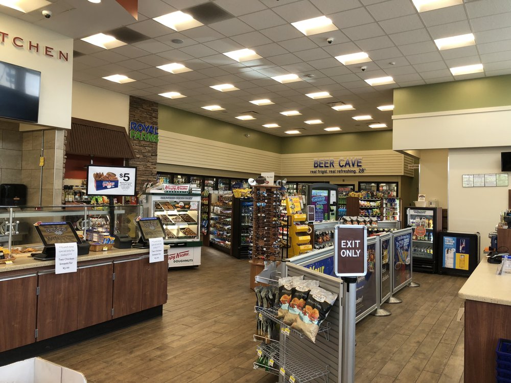 Royal Farms: 43101 Van Metre Dr, Ashburn, VA