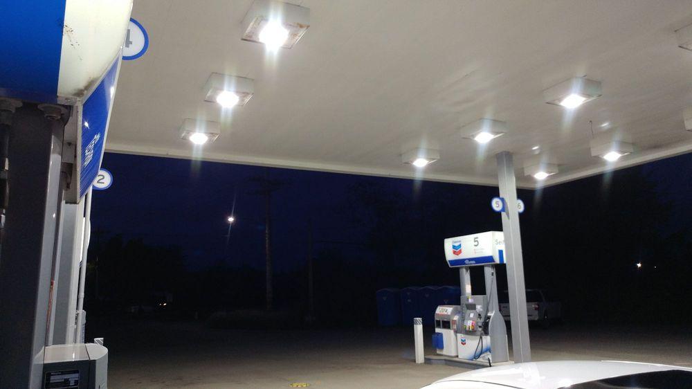 Chevron: 622 Heath St, Raymond, WA