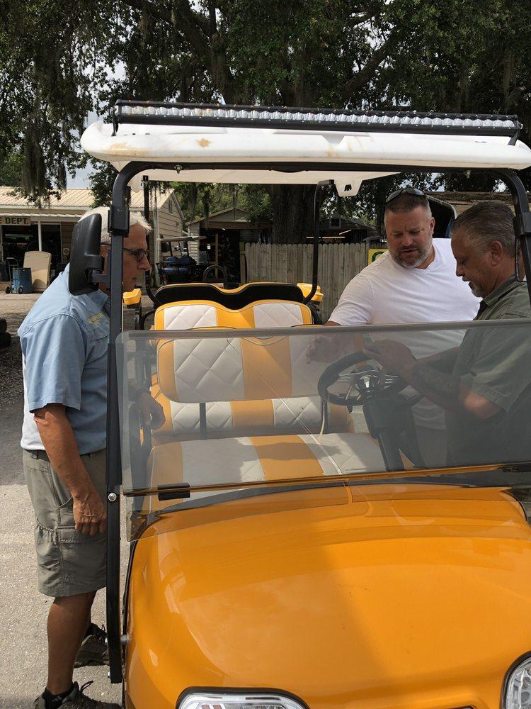 Golf Car Depot: 3904 Land O Lakes Blvd, Land O Lakes, FL