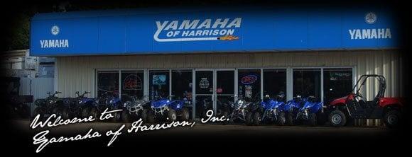 Yamaha of Harrison: 1429 Highway 65 N, Harrison, AR