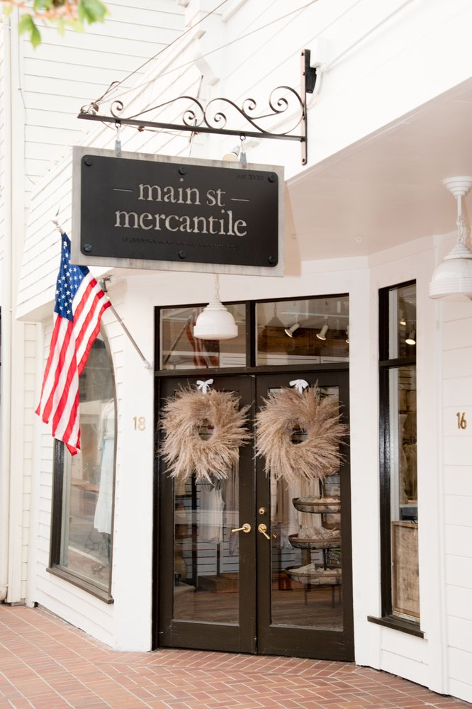 Main St Mercantile: 16 Main St, Tiburon, CA