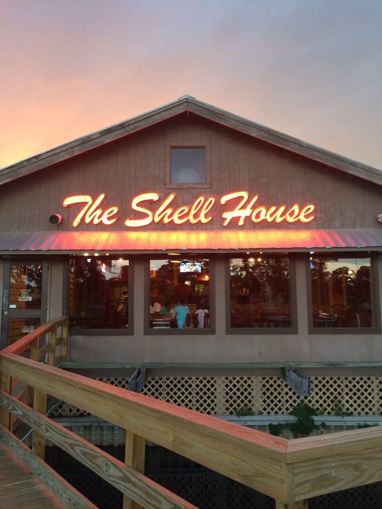Photo Of The Shellhouse Restaurant Savannah Ga United States Ambience Is