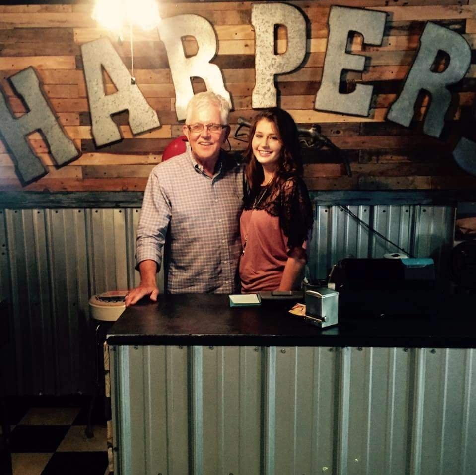 Harper's Cafe: 1494 US Hwy 221 N, Douglas, GA