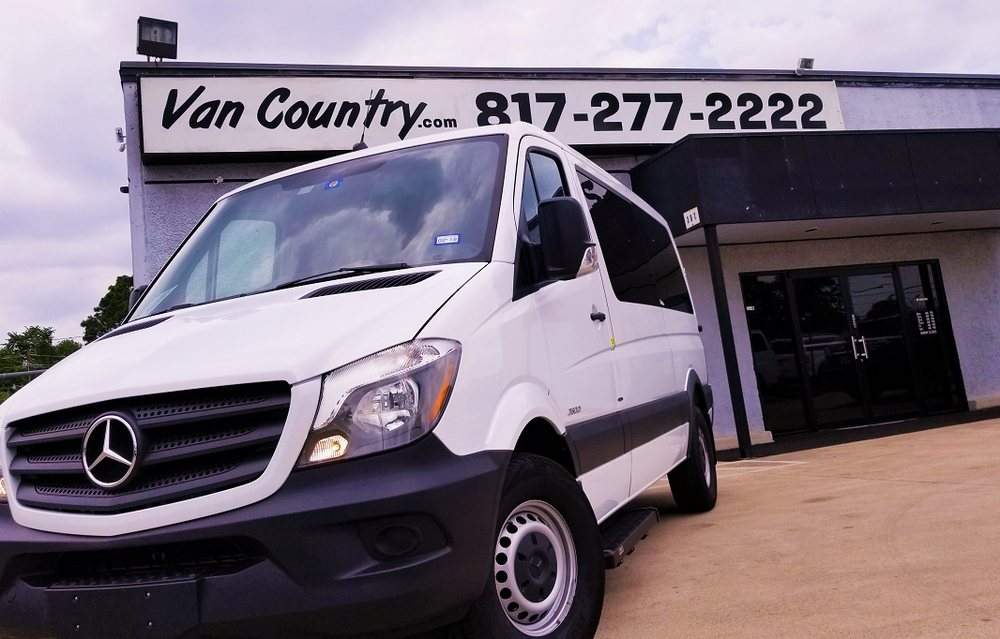 Photo of Van Country Rentals: Arlington, TX
