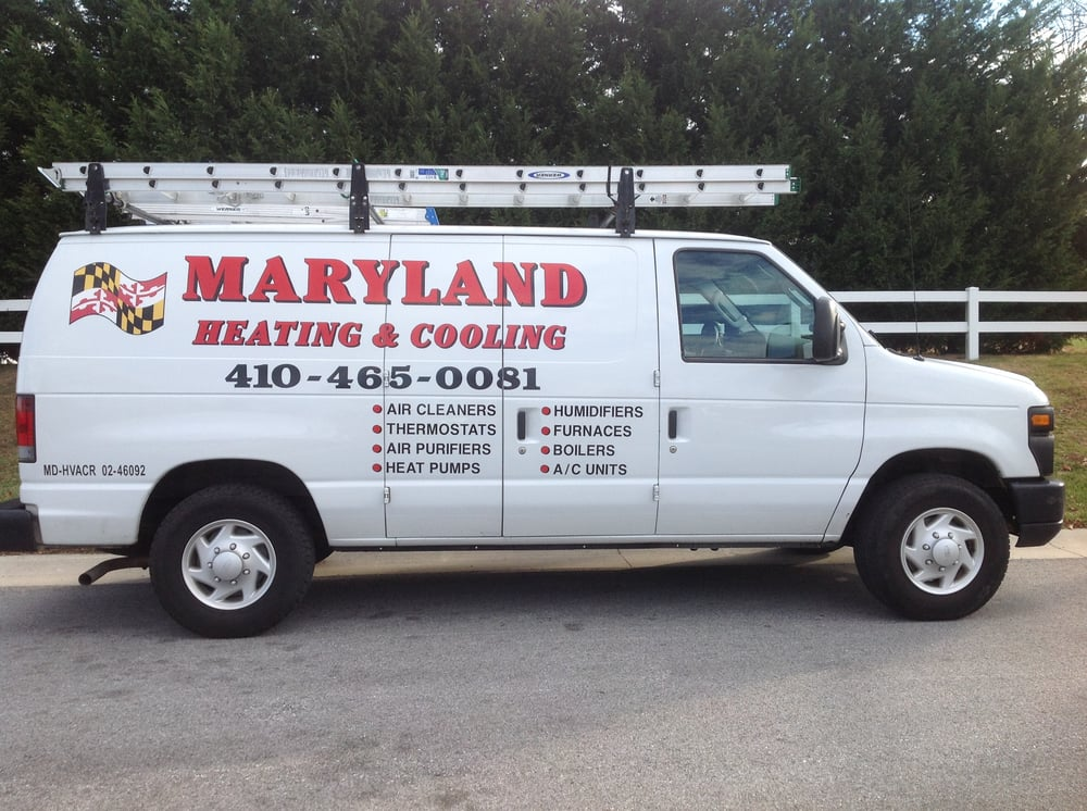 Maryland Heating & Cooling