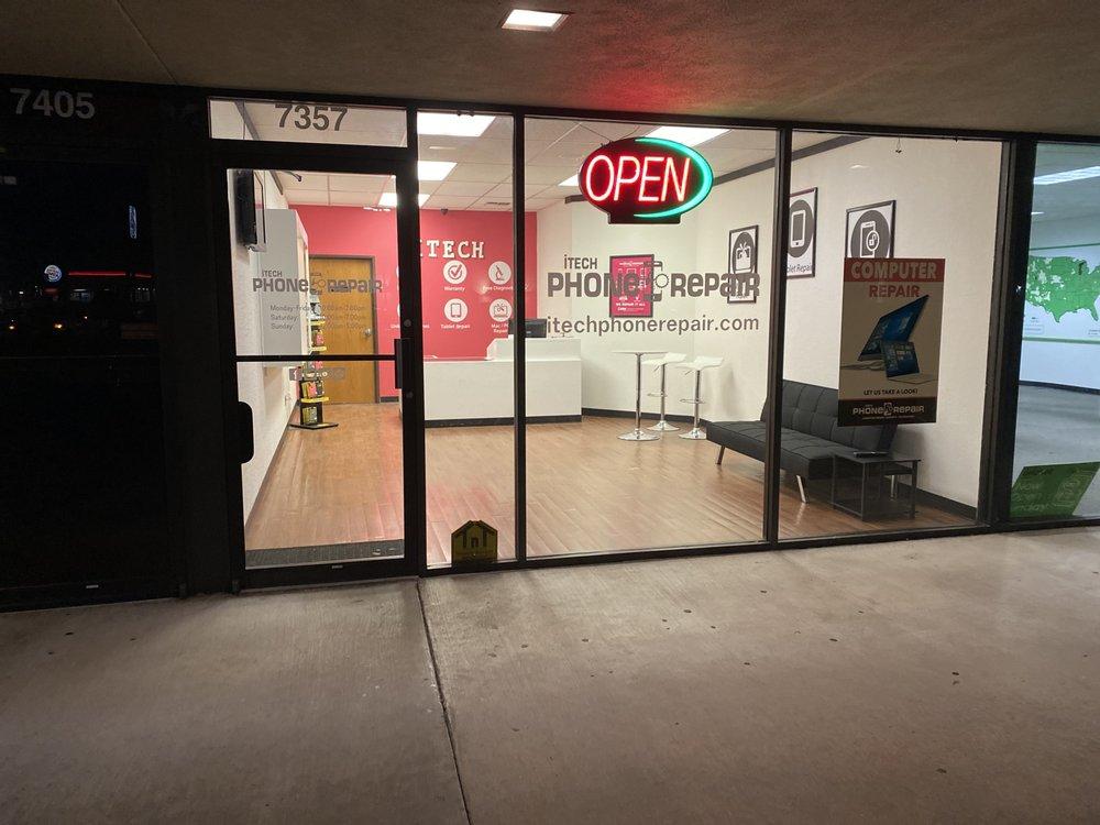 iTech Phone Repair: 7357 S Western Ave, Oklahoma City, OK