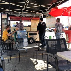 Lully's Mobile Kitchens - Food Stands - Canadian Tire Parking Lot