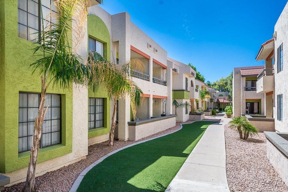Brookfield Apartment Homes Phoenix Az