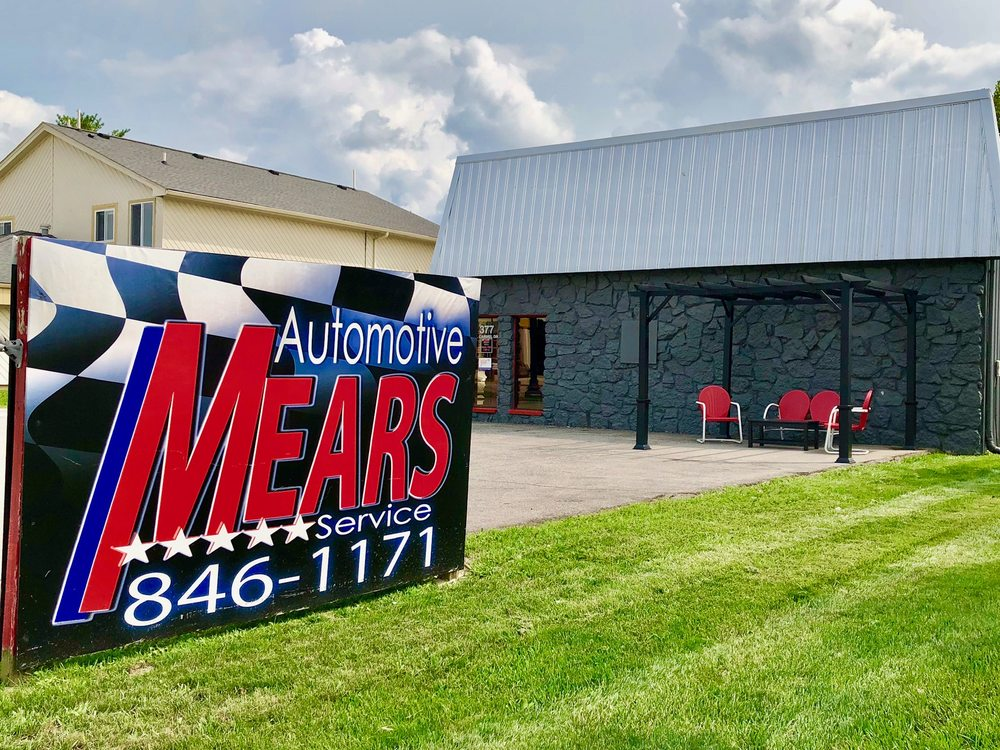 Mears Automotive - Carmel: 377 W Carmel Dr, Carmel, IN