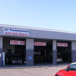 Brake Shops Near Me >> A1 Transmission and Auto Repair - CLOSED - Auto Repair ...