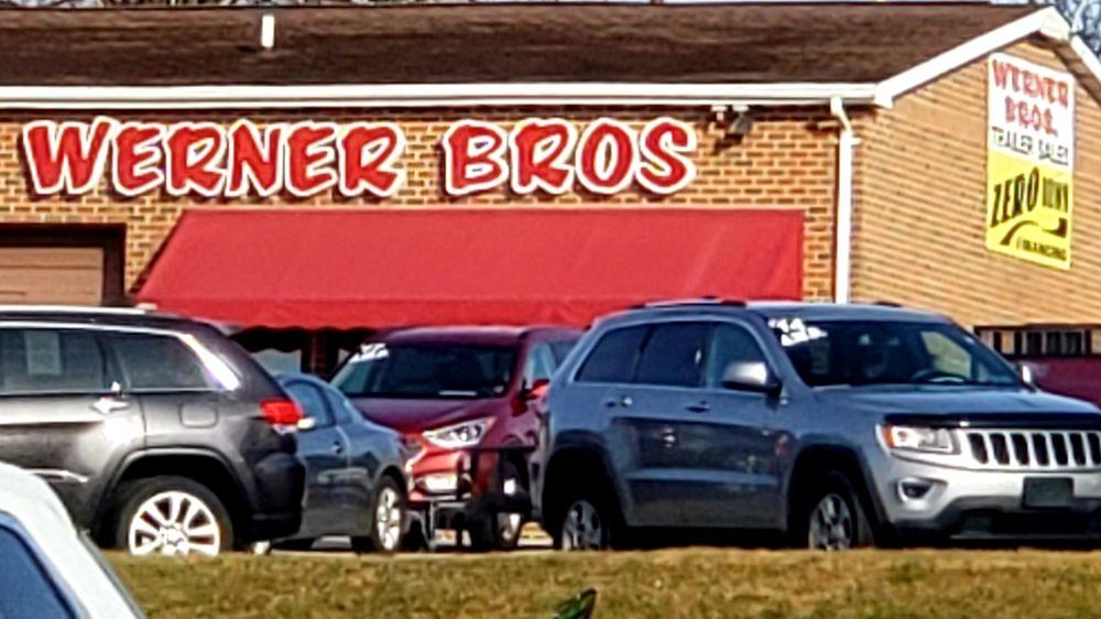 Werner Bros Pre-Owned Cars: 389 Leaders Heights Rd, York, PA