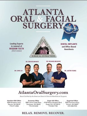 Atlanta oral facial surgery