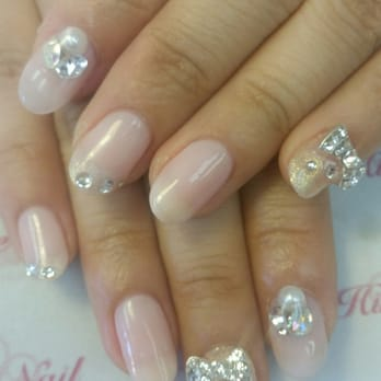 Photo Of Hime Nails Tustin Ca United States Gel Blingtastic