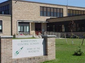 Morristown Central School District: 408 Gouverneur St, Morristown, NY
