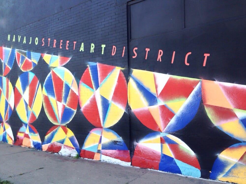Navajo Street Arts District