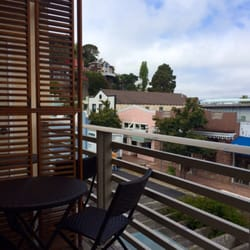 Photo Of Waters Edge Hotel Belvedere Tiburon Ca United States Patio