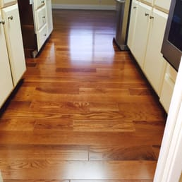 Photo Of Precision Flooring   San Jose, CA, United States. Somerset Oak  Gunstock