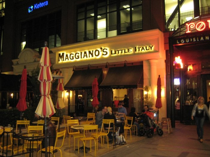 Photo Of Maggiano S Little Italy San Jose Ca United States On