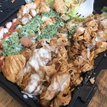 Chicken And Rice Guys Food Truck Seaport Food Trucks 101