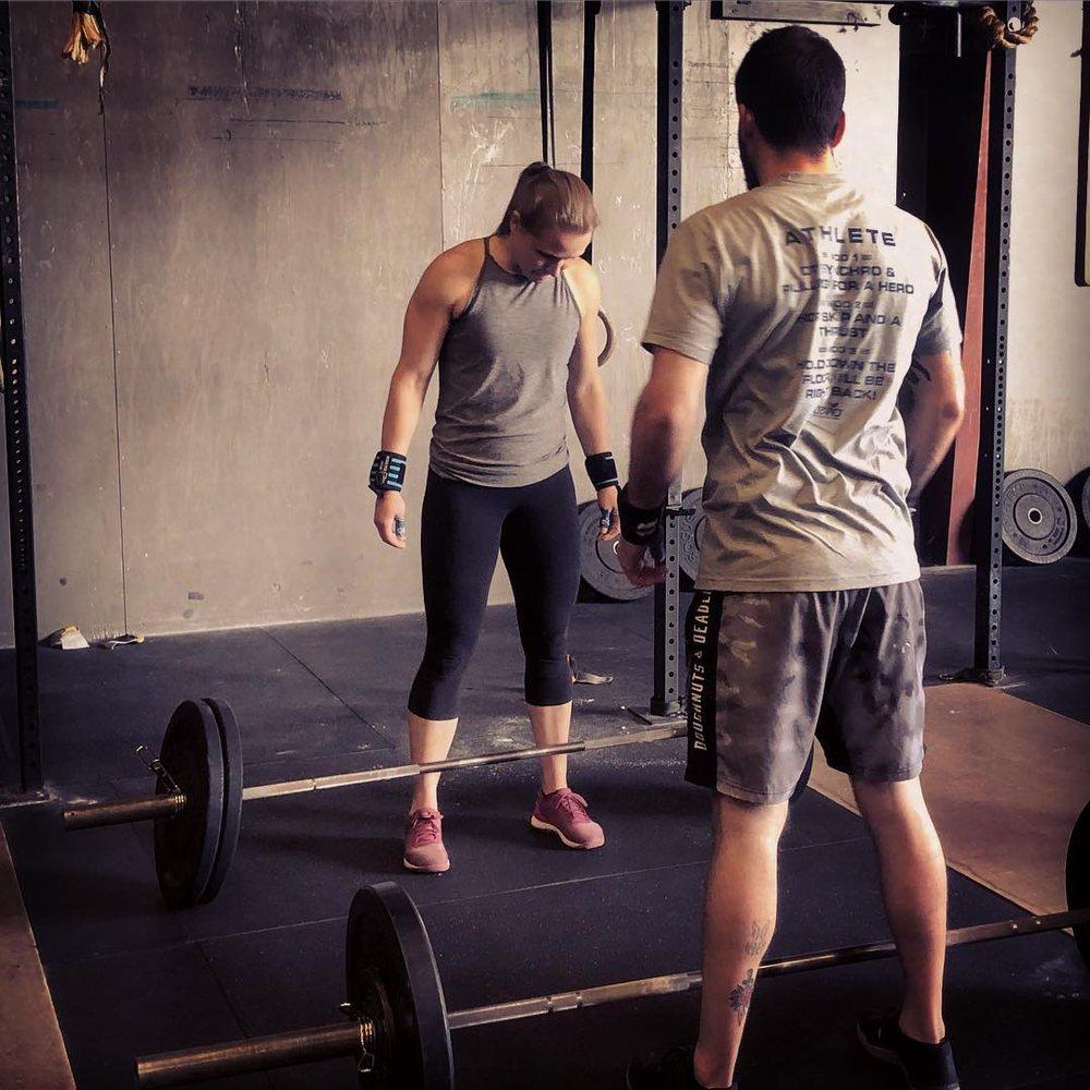 CrossFit Santa Rosa Strength and Conditioning