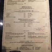 Damon d 39 s reviews tampa yelp for Islamorada fish company menu