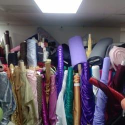 Photo Of Sarah Fabrics   Takoma Park, MD, United States. Fabrics Piled Deep