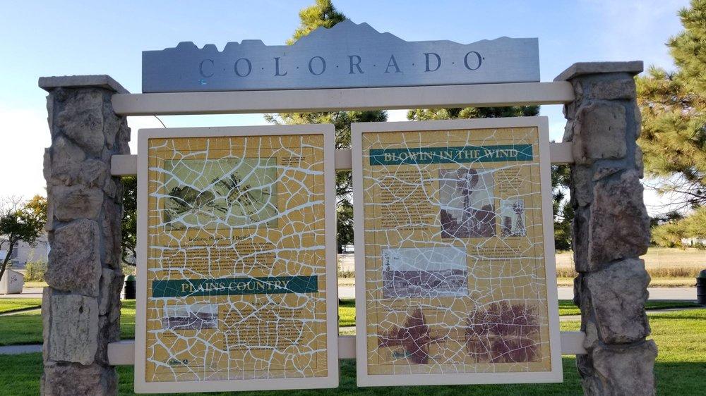 Colorado Welcome Center: 48265 Interstate 70, Burlington, CO