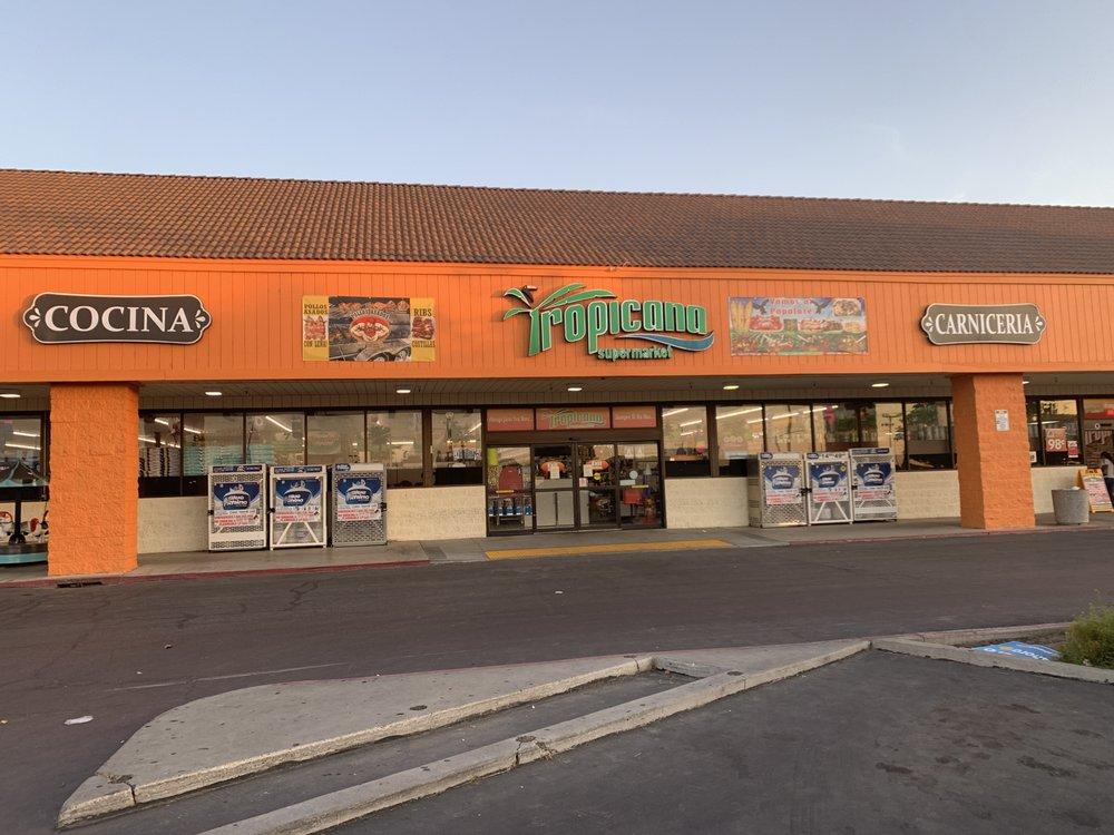 Tropicana Supermarket: Wasco, CA