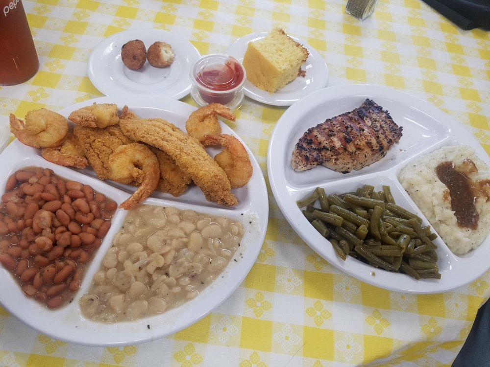 Grandma's Country Cooking: 7217 9th Ave, Port Arthur, TX
