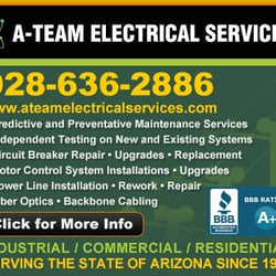 Photo Of A TEAM Electrical Services