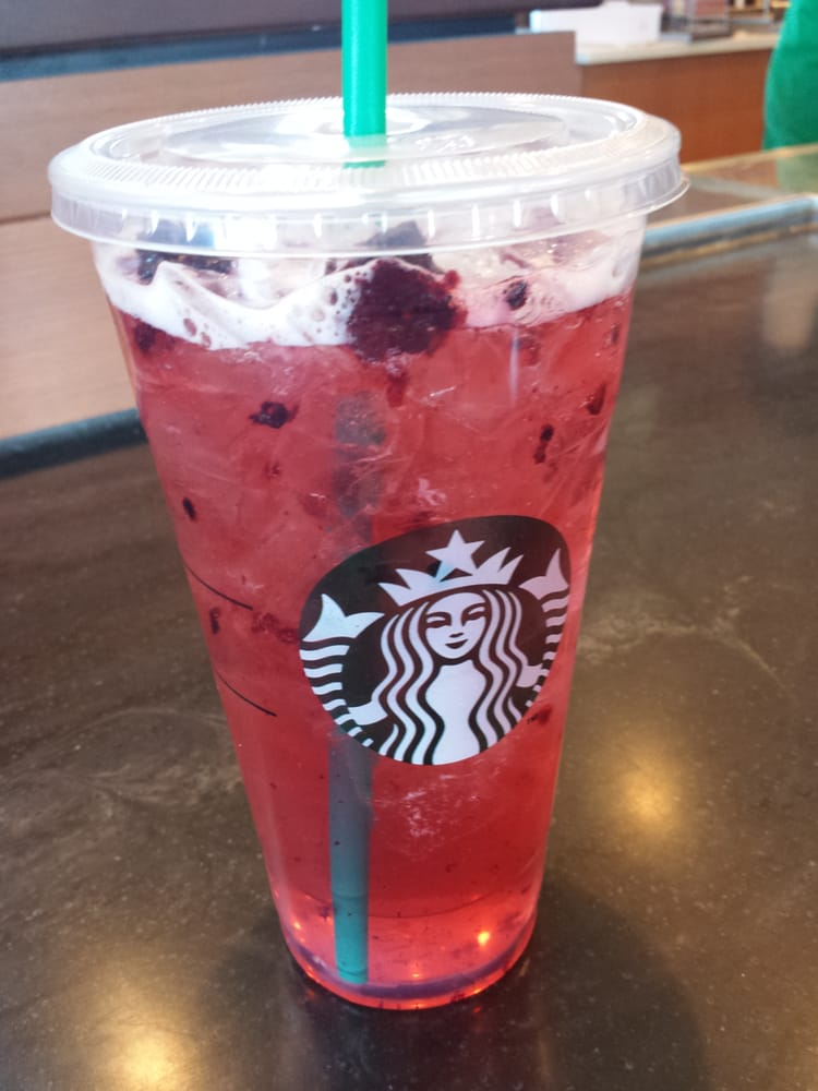 Nothing Better Than Drinking An Ice Cold Very Berry Hibiscus