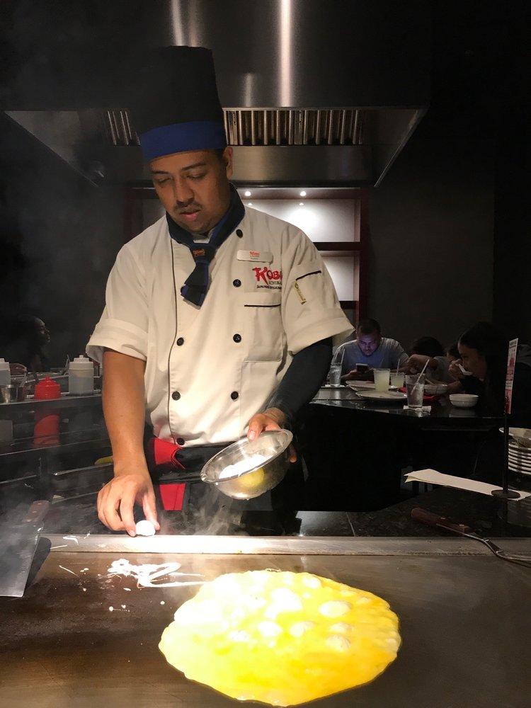 Kobe Japanese Steak House: 2773 66th St N, St. Petersburg, FL