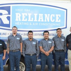 Photo Of Reliance Heating And Air Conditioning Phoenix Az United States