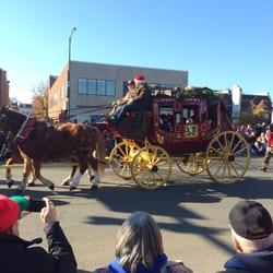 photo of dominion christmas parade richmond va united states wells fargo wagon - Dominion Christmas Parade