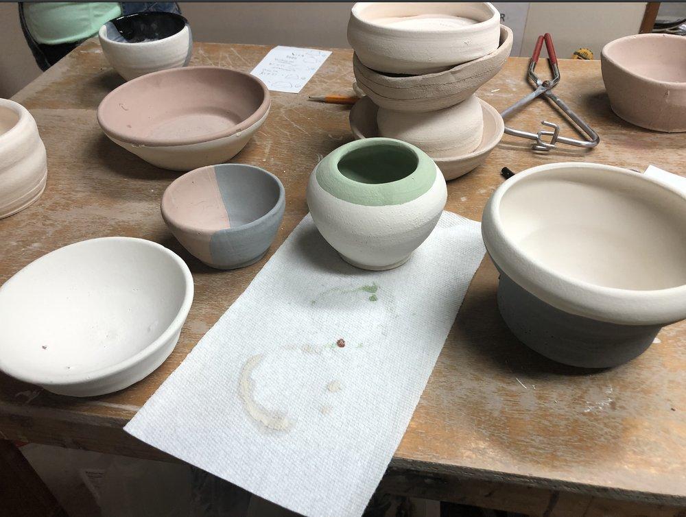 Full-Circle Pottery