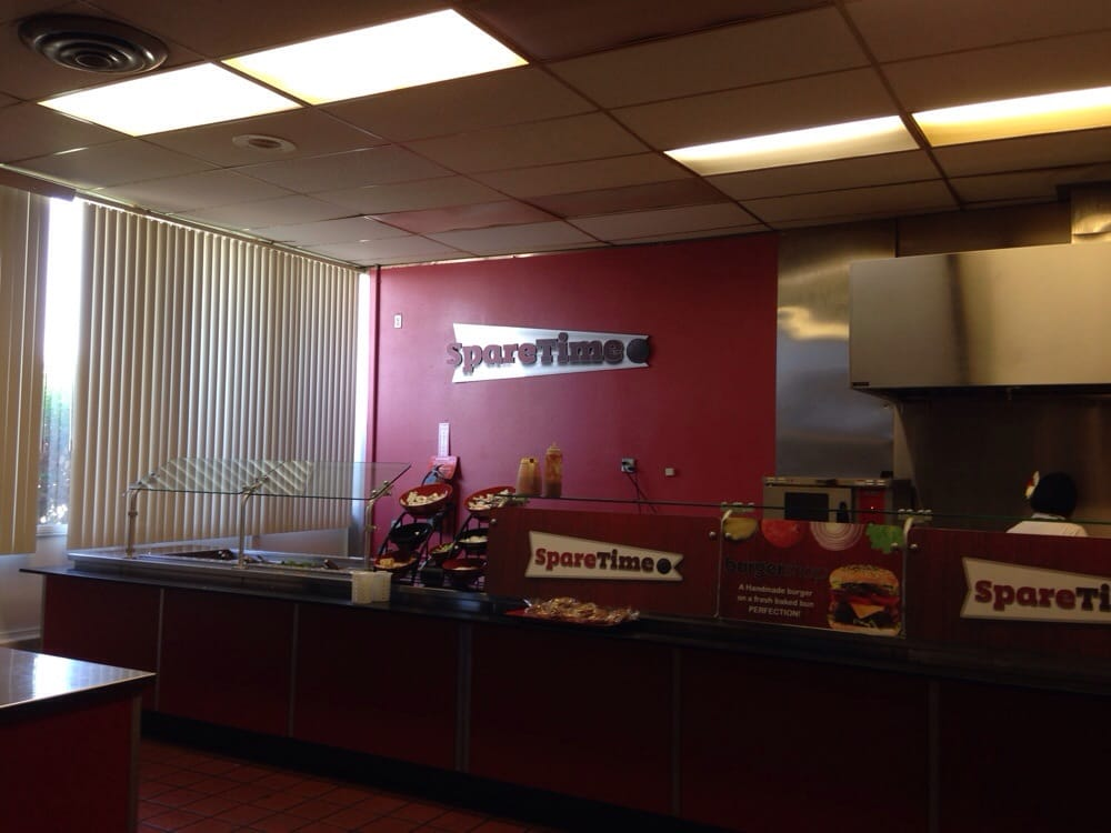Spare Time Grill: 23RD And B St, Beale AFB, CA