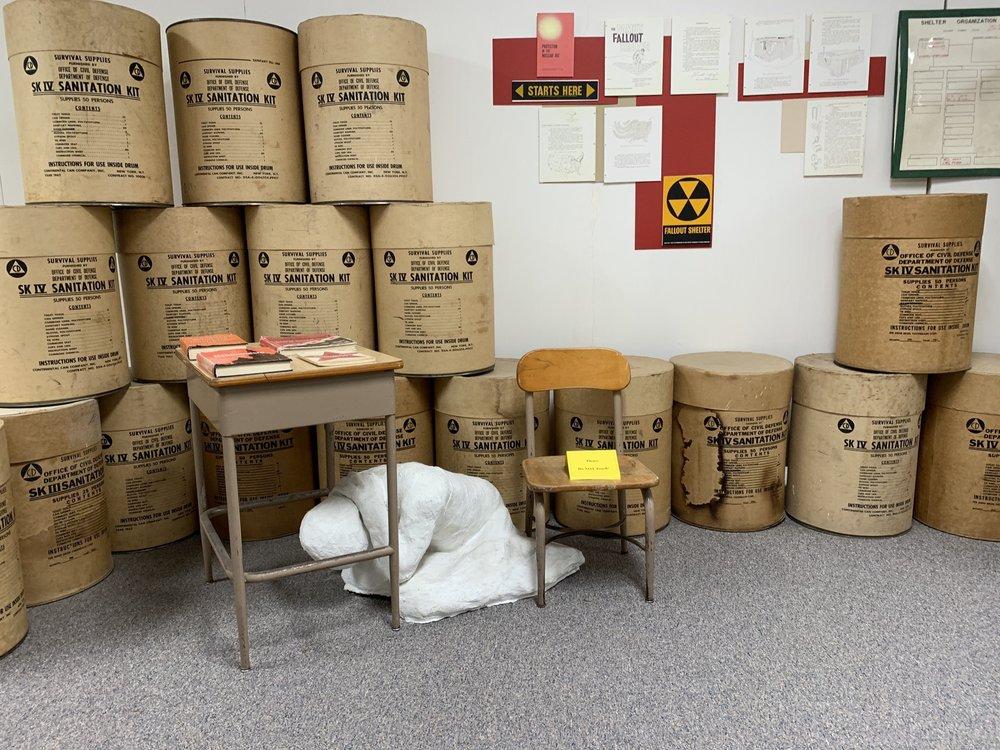White Sands Missile Range Museum: Wsmr P Rt 1, White Sands, NM