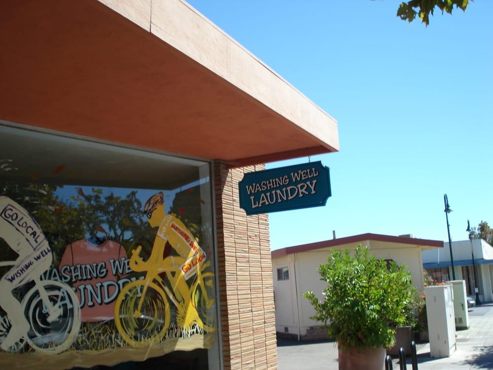 Cloverdale Washing Well Laundry: 106 N Cloverdale Blvd, Cloverdale, CA