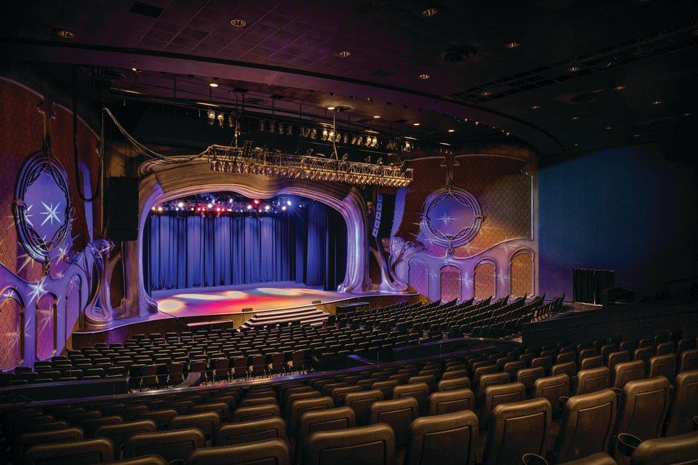 Millenium Theatre: 1010 Casino Center Dr, Tunica Resorts, MS