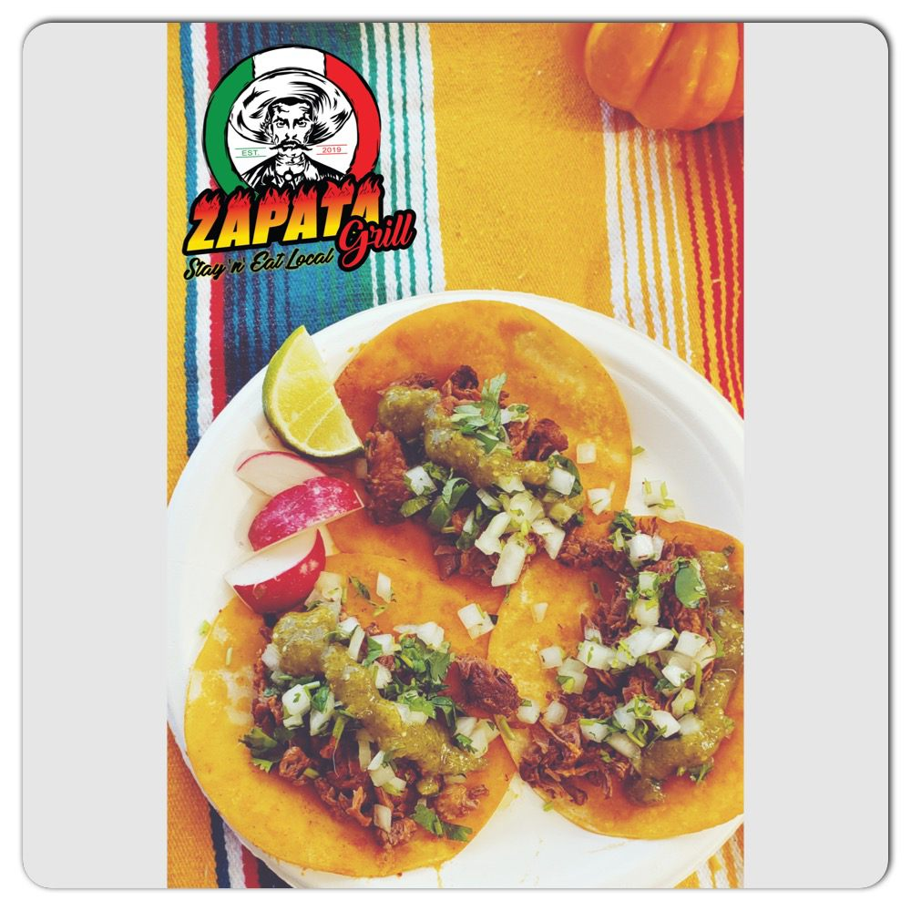 Zapata Grill: 9255 Sonoma Hwy, Kenwood, CA