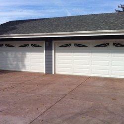 Genial Photo Of Ojai Garage Door   Ojai, CA, United States. Standard White Two